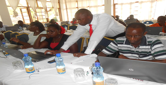 ICT Training at the Kilifi Bay Beach Resort