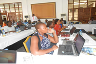 MCA's Training at Kilifi Bay