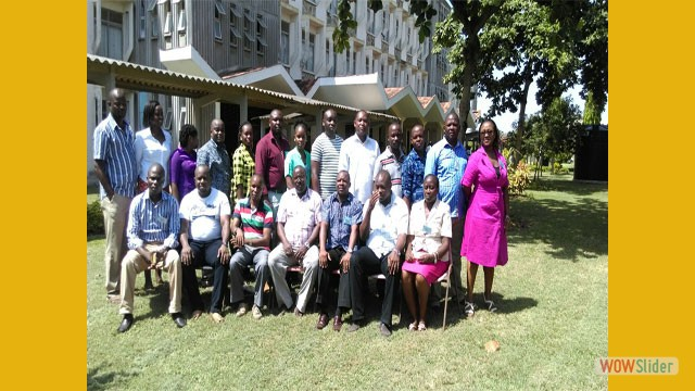 Members of County Assembly and Staff During the Leadership and Management Training Seminar at the Kenya School of Government, Mombasa